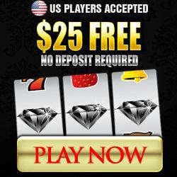 Black Diamond $25 No Deposit Bonus