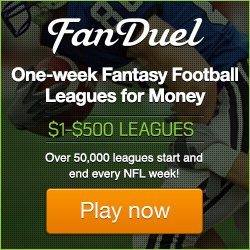 Daily Fantasy Sports Online for Real Money