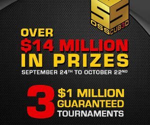 Americas Cardroom Wowing Poker Players with $14M Guaranteed at OSS Cub3d