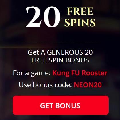 Casino Bonus Code 2020